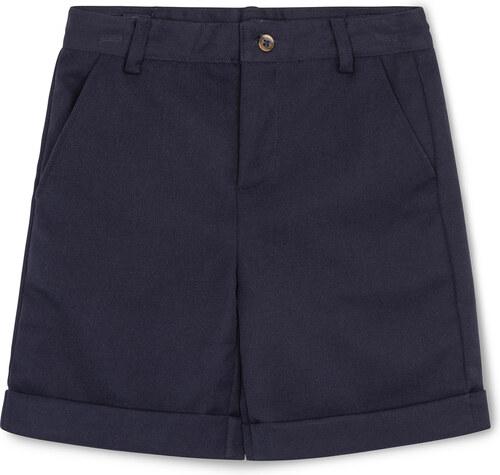 Pantalon Court - Bleu Marine