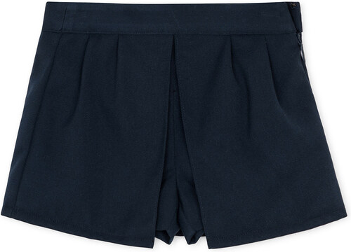 Jupe Pantalon - Bleu Marine