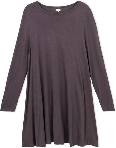 Robe du soir gris