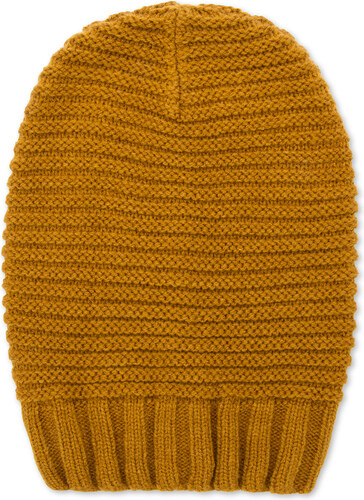 Chapeau moutarde
