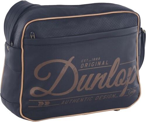 Taška přes rameno Dunlop Flash černá zlatá - Glami.cz ff534ab16a6