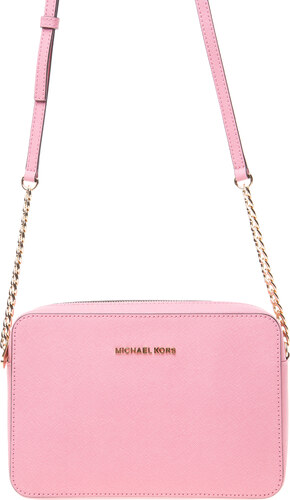 Michael Kors Jet Set Travel Cross body bag Růžová - Glami.cz 4e33e9d1d5c