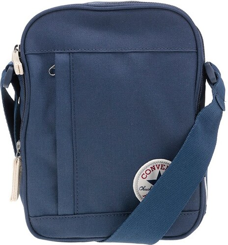 Tmavě modrá crossbody taška s logem Converse - Glami.cz d6044f77a93