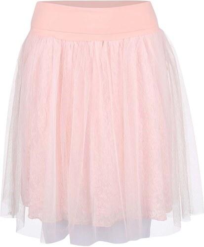 cd06dc8e861 Světle růžová taneční sukně DEHA - Glami.cz