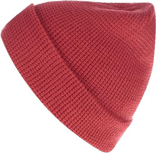 8ee685a4403 Červená pánska čiapka Rip Curl Rubber Soul Beanie - Glami.sk