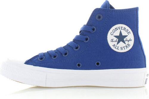 Dámske modré vysoké tenisky Converse Chuck Taylor All Star II - Glami.sk 93f0ecc629
