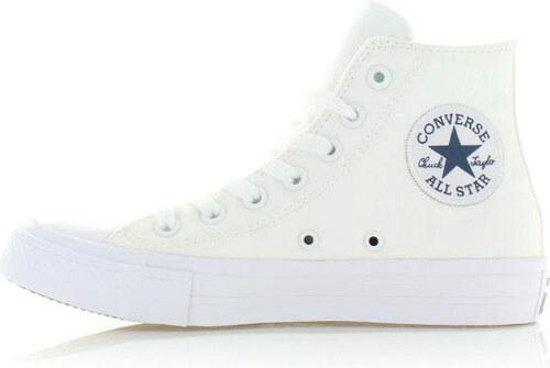 Fehér női magas tornacipő Converse Chuck Taylor All Star II - Glami.hu b273eca74c