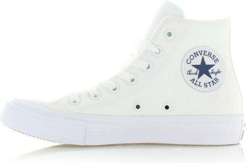 Fehér férfi magas tornacipő Converse Chuck Taylor All Star II - Glami.hu b5a17644bd