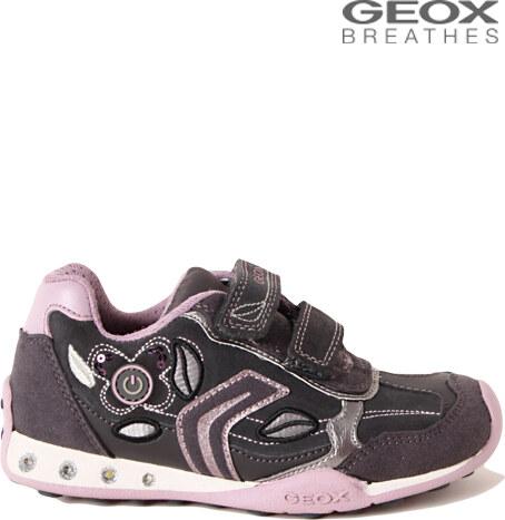GEOX GEOX dívčí obuv tenisky BLIKACÍ J64G2C - Glami.cz c5f7c78e62