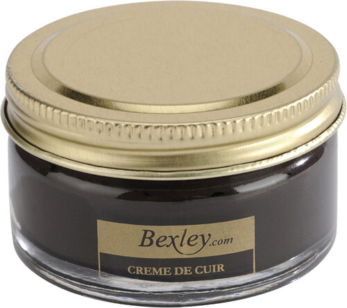 569ab671451 Bexley Krém na boty Barva  čokoládový