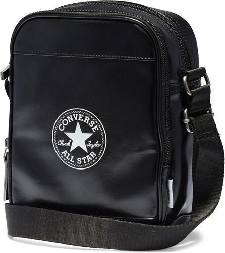 Converse černá koženková pánská taška Chuck Taylor All Star - Glami.cz 59ffd64145