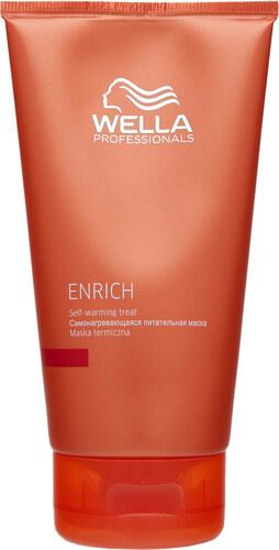 Wella Professionals Enrich Self-Warming Treat maska pre suché vlasy 150 ml e76da3df067