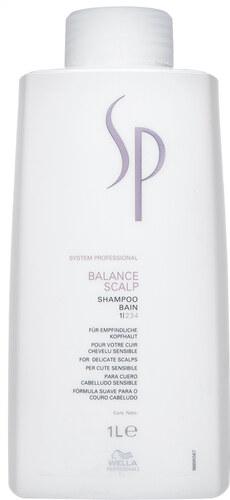 Wella Professionals SP Balance Scalp Shampoo šampón pre citlivú pokožku  hlavy 1000 ml 2121b01affb