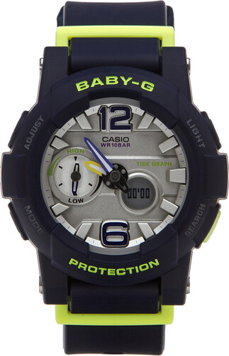 0ab2a64dd9b Dámské hodinky Casio BGA-180-2B - Glami.cz