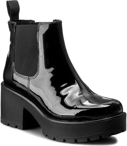 Kotníková obuv s elastickým prvkem VAGABOND - Dioon 4247-260-20 Black 15a79d59f50
