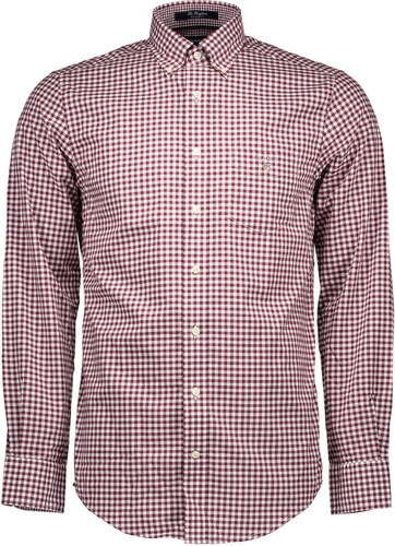 c1a1043c8d64 Pánska košeľa Gant - Červená   3XL - Glami.sk