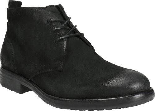8a40c9c73f Baťa Členková obuv z brúsenej kože - Glami.sk