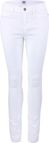 d1efb34cf33 Bílé elastické džíny Vero Moday Flex - Glami.cz