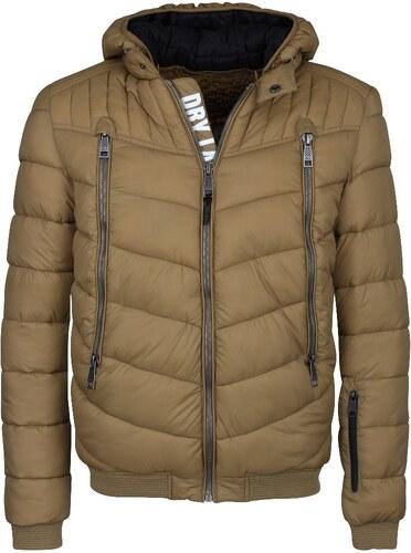 Veste d'hiver khaki
