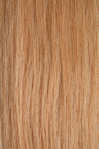 Vlasy s keratinem - 50 cm tmavá blond