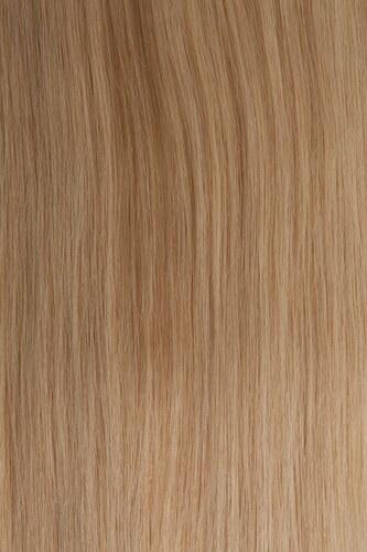 Vlasy s keratinem - 65 cm světlá blond