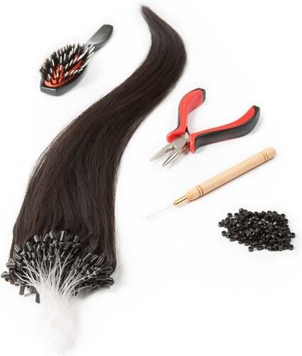Zvýhodněná sada GRANDE 60 cm vlasy Easy ring
