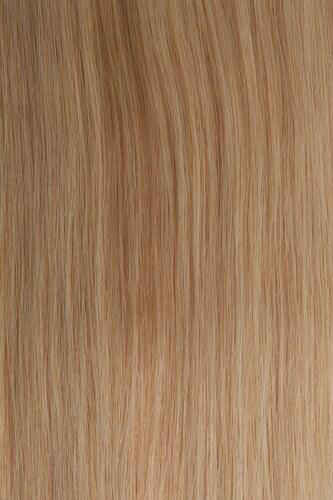 TAPE IN vlasy 40 pásků - 40 cm světlá blond