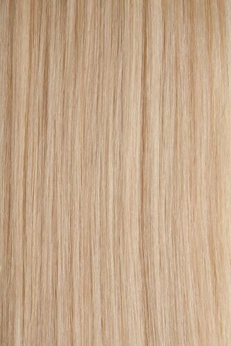 Vlasy s keratinem - 40 cm platinová blond