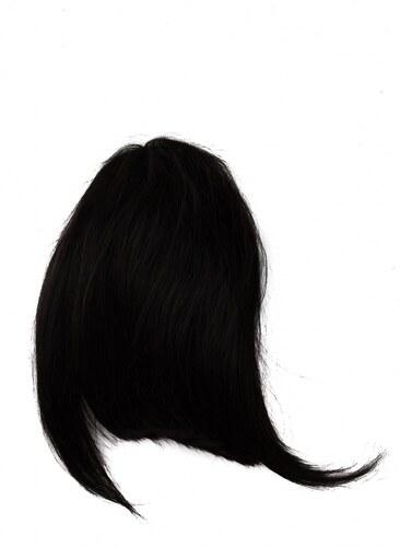 CLIP IN vlasy - ofina přírodní černá