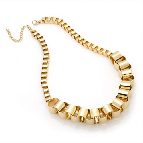 Náhrdelník ve zlaté barvě Lucy 29224