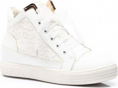 Dámské tenisky Susan 611 bílé