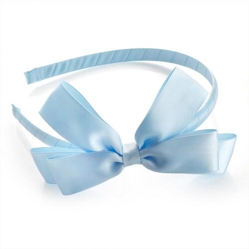 Modrá čelenka do vlasů Niki 29939 - Glami.cz b37dc91236