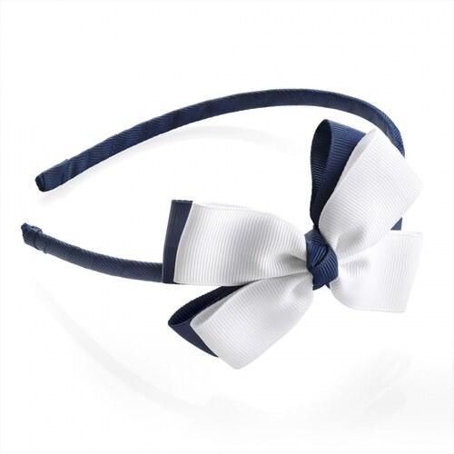 Modrá čelenka do vlasů Tanya 29934 - Glami.cz 4bb83478a0
