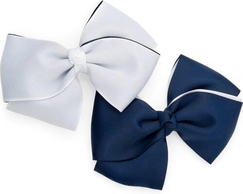 Dvě sponky do vlasů Navy 30453 - Glami.cz 44563640ff