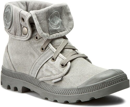 -33% Turistická obuv PALLADIUM - Pallabrouse Baggy 02478-066-M  Titanium High-Rise e965f142349