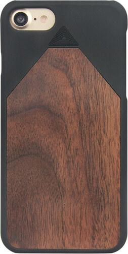 Dřevěný kryt WOODER LUXURY III walnut iPhone 7 8 Plus - Glami.cz f77408d047e