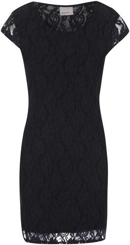 2aa7dd20d67 Černé krajkové šaty VERO MODA Lilly - Glami.cz