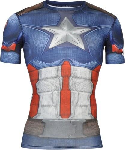 Termo tričko Under Armour Hero All Over Print pán. - Glami.sk bfda7456b7b