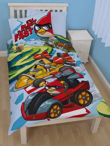 Povlečení Angry Birds Go Fast