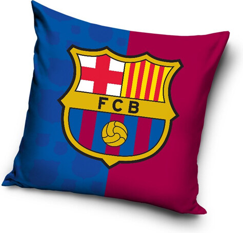 Polštář s výplní FC Barcelona