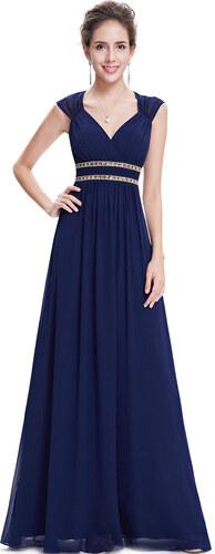 84fc754849d7 EVER PRETTY modré antické šaty - Glami.cz