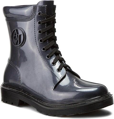 Holínky ARMANI JEANS - 925118 6A520 31835 Dark Navy - Glami.cz 315d4b3e29
