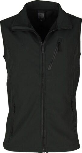 e6f25e91d4ea Pánská softshellová vesta Rejoice Black - Onyx (černá) - Glami.cz