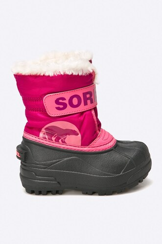 Sorel - Dětské sněhule Childrens Snow Commander 652 - Glami.cz 651a913a4f