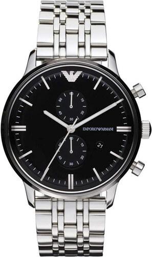 Emporio Armani Pánské hodinky AR0389 - Glami.cz 21ecec8d3e