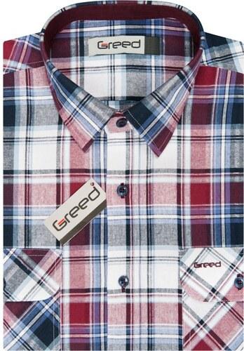 Textil Soldán Pánská košile sportovní de058bb64d