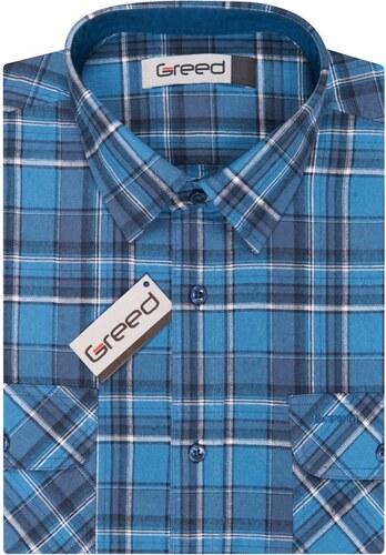 Textil Soldán Pánská košile ebc8a37f66