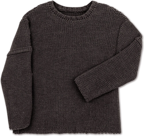 Pull – Gris Taupe
