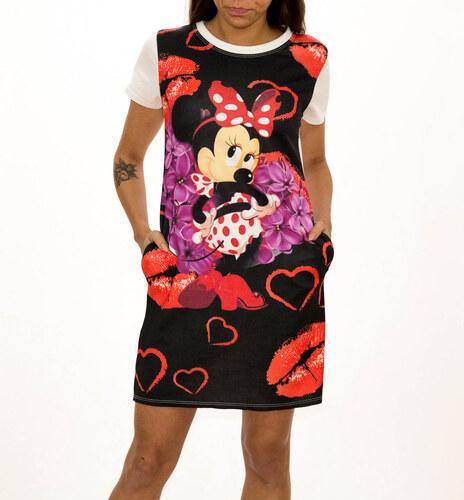 Šaty Minnie Hearts 2236 2 barvy - Glami.cz 1bdc2b294b