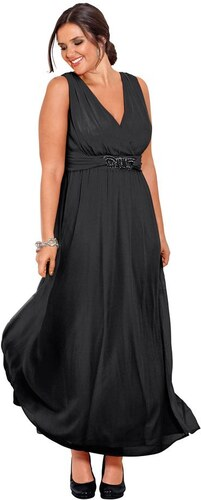 Společenské šaty pro plnoštíhlé dc07a5372b9